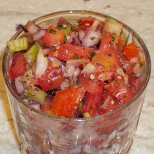 No-fish Ceviche